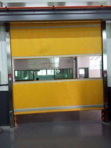 Residential Electric Aluminum Roller Shutter Garage Door pictures & photos