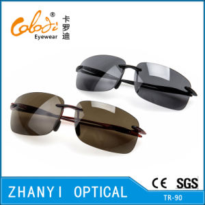 Fashion Tr90 Sunglasses for Driving with Nylon Lense (S2082-C1) pictures & photos