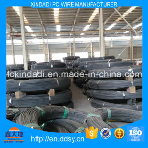 Railway Sleeper Spiral Ribbed Prestressed Concrete PC Steel Wire pictures & photos