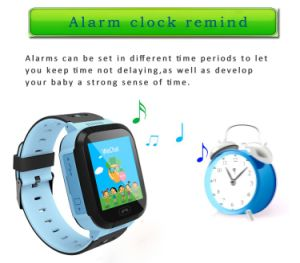 Promotion Best Gift for Kids GPS Tracker Watch (D26) pictures & photos