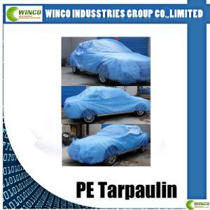 PE Tarpaulin Tent for Cover, Blue Tarpaulin for Truck Cover, Boat PE Tarpaulin pictures & photos