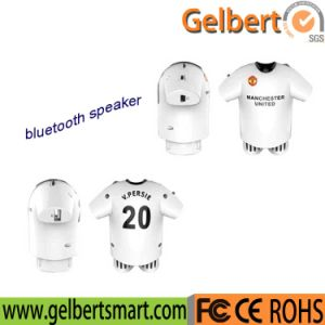 Portable Mini Football Jersey Stereo Speaker with Your Logo pictures & photos