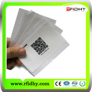 New Product RFID Ntag215 Adhesive NFC Tag pictures & photos