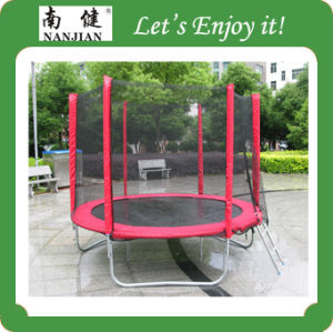 High Quality Trampoline with Enclosure (6FT-16FT) pictures & photos