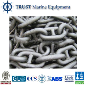 Marine Steel Galvanized Stud Link Anchor Chain pictures & photos