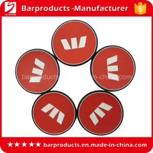Customized Anti Slip PVC Cup Coaster