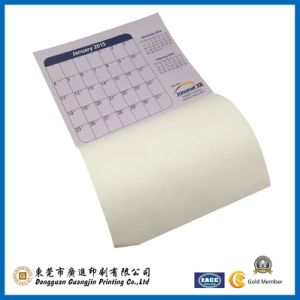 Customized Color Printing Table Paper Calendar (GJ-calendar100) pictures & photos