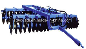 1bj-4.0/4.4/5.3 Wing-Folded Medium Disc Harrow pictures & photos