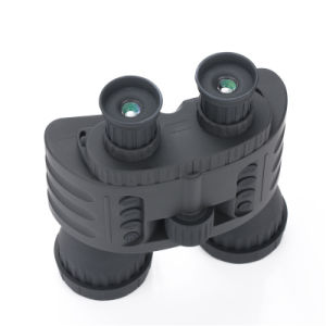 "4X50 Digital Night Vision Binocular 300m Range Takes 5MP Photo & 720p Video with 1.5"" TFT LCD pictures & photos"