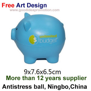 PU Pig, PU Antistress Ball, PU Animal pictures & photos