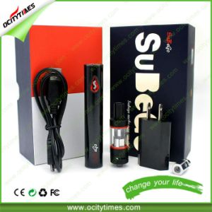 Ocitytimes Evod Electronic Cigarette Wholesale Subego Starter Kit E Cigarette pictures & photos