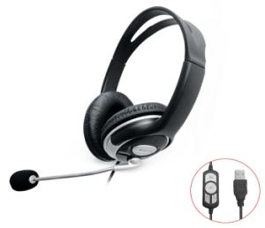 High Quality USB Wired Headphone for Computer (RH-U8-015)