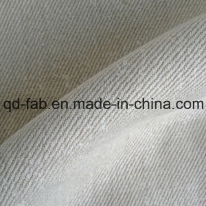 Hemp Twill Fabric-Nature Color or Dyed (QF13-0084) pictures & photos