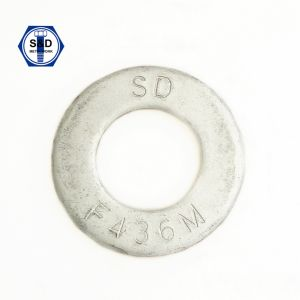 ASTM F436, F436m Hardened Flat Washers pictures & photos