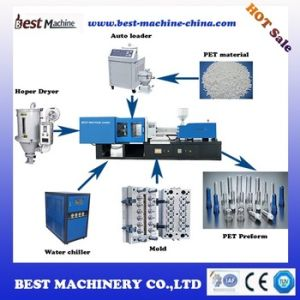 Professional Pet Perform and Caps for Injection Moulding Machine pictures & photos