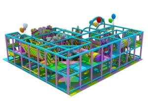 Hot Sale Children Indoor Playground pictures & photos
