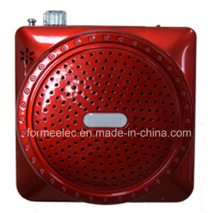 Portable Speaker FM Radio USB TF MP3 Player pictures & photos