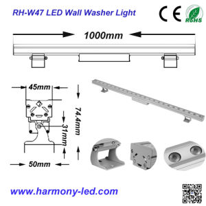 24*1W Outdoor Colorful Wash Wall Light LED Light Lighting pictures & photos