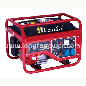 2.5kw / 2.5kVA Gasoline Electric Generator for Home Use pictures & photos