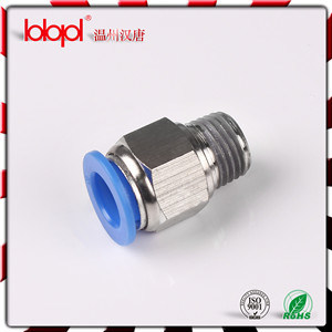 Pneumatic Brass Fitting, Metal Fitting pictures & photos
