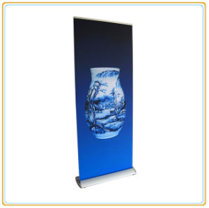 Deluxe 85*200cm Retractable Banner Stand/Pop up Poster Stand pictures & photos