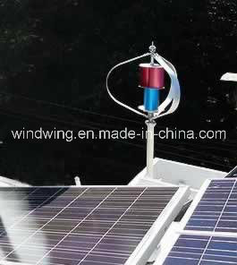 Green Energy Maglev Wind Generator Systen for Home Use pictures & photos