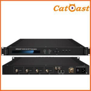 DVB-S2/S2X RF Modulator with Asi, IP Input pictures & photos
