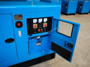 Chinese Engine Electric Soundproof Diesel Generator Set Diesel Engine (20KW~200KW) pictures & photos