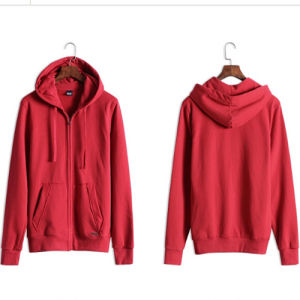 Wholesale Blank Plain Hoody pictures & photos