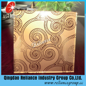 4mm/5mm/6mm Decorative Glass / Designed Glass / Silk Screen Glass / Printed Glass / Acid Glass pictures & photos