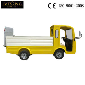 2 Seater Electric Self Loading Truck for Sale pictures & photos