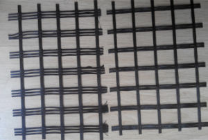 Geogrid Price Soil Stablization PP Uniaxial Geogrid 180kn/M pictures & photos