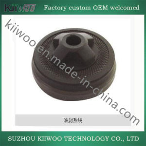 High Quality Silicone Rubber Oil Seal pictures & photos