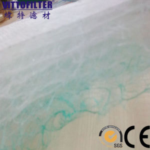 Airy Floor Filter, Spray Booth Glass Fiber Paint Arrestor pictures & photos