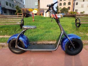 1000W Electric Chopper Bike with 60V/12ah pictures & photos