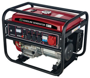 Portable 5kw Gasoline Generator for Honda 3 Phase Generator pictures & photos
