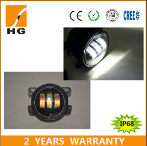 4′′ Wholesale LED Fog Light for Jeep Motorcycle pictures & photos