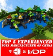 2016 HD16-031A New Commercial Superior Outdoor Playground pictures & photos
