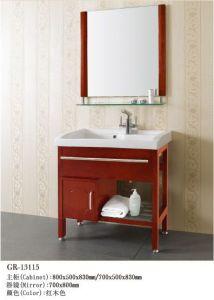 Luxury European Style Bathroom Cabinet (13115) pictures & photos