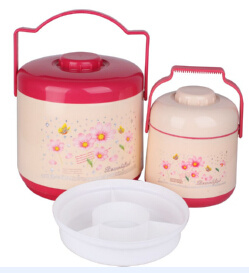 Plastic Warmer Lunch Box pictures & photos