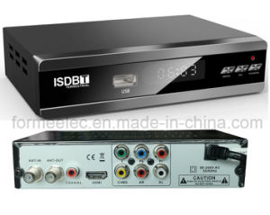 ISDB-T HD Receiver TV Set Top Box pictures & photos