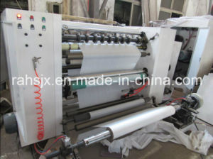 Oil Paper Reel Slitter Rewinder Machine (WFQ-1300A) pictures & photos
