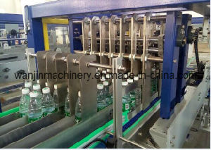 High Speed PE Film Shrink Packing Machine pictures & photos
