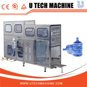 High Quality 5 Gallon 20 Liter Bottle Water Filling Machine pictures & photos