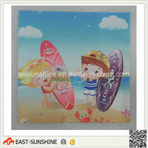 80%Polyester and 20%Nylon Microfiber Cloth (DH-MC0542) pictures & photos