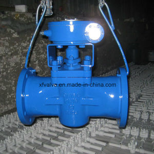 DIN Standard Pn16 Sleeve Type Plug Valve pictures & photos