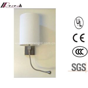 Modern Hotel Decorative Aluminum Bedside Reading LED Wall Light pictures & photos