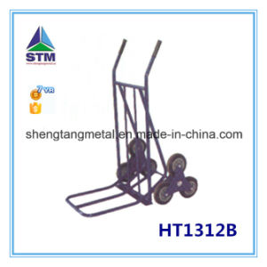 Steel Stair Hand Truck with Painted Finish pictures & photos