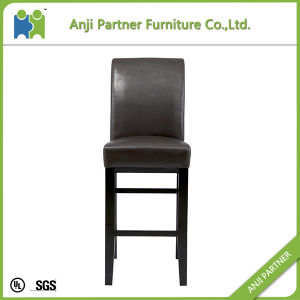 American Design Restaurant Use Leatherl Bar Stool High Chair (Cynthia) pictures & photos