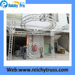 Stage Roof Truss Systems Reichy Truss Exhibition Truss for Sale pictures & photos